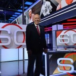 Bill on new SportsCenter set in Digital Center