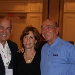 Bill with Lorraine & Dick Vitale